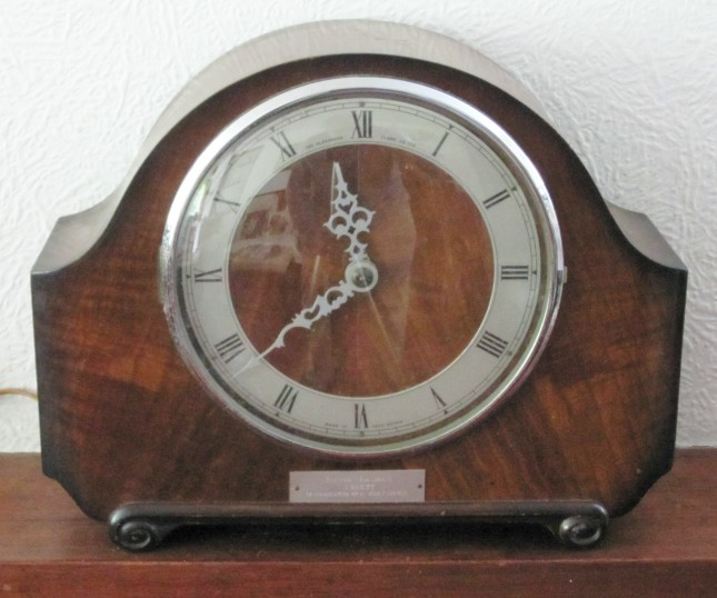 Woodworking Mantel Clock Plans